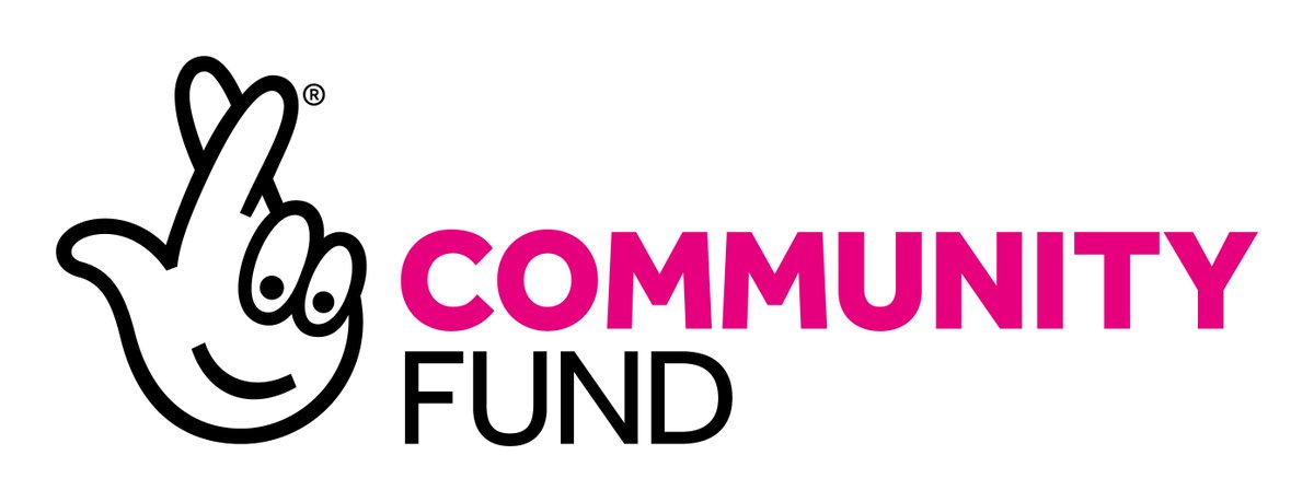 Community fund logo from Lottery